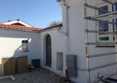 Facaderenovering med respekt for husets historie