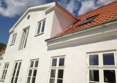 Renovering med respekt for husets historie
