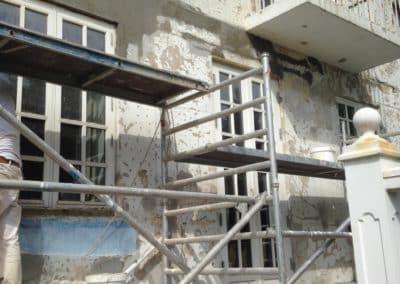 Murværksrenovering