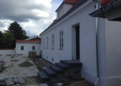 Renovering og anlæg