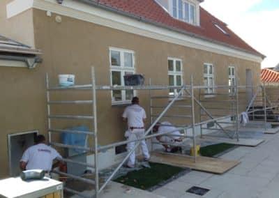 Renovering