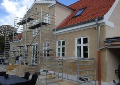 Renoveringsarbejde udføres af Scandiprof