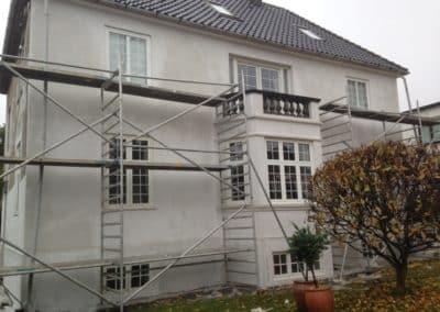 Renovering af patricia villa